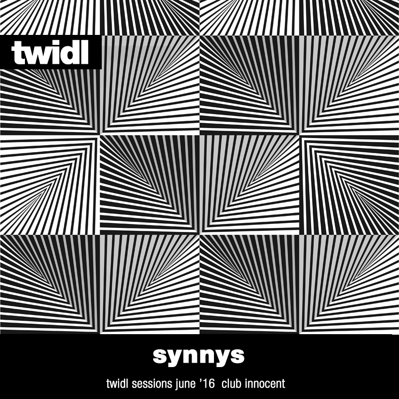 Synnys // Twidl Sessions // June '16 // Club Innocent